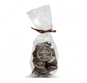 Amaretti mit Schokolade –...