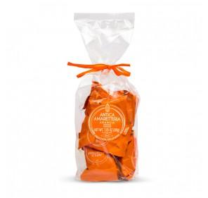 Amaretti mit Orangenschalen...