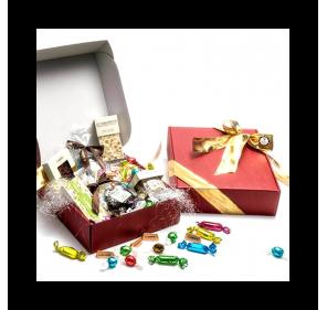 Emballage de cadeau -...