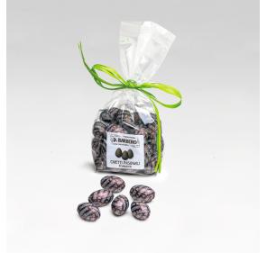 Small eggs - dark chocolate...