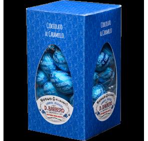 Small eggs - caramel...