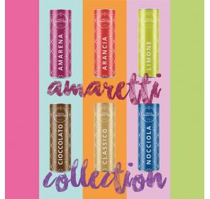 Amaretti - 6 metal boxes