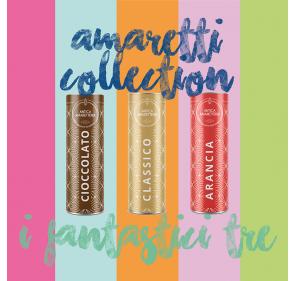 Amaretti - 3 tubes mixtes