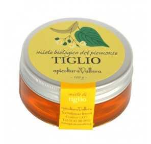 Miel biologique de tilleul