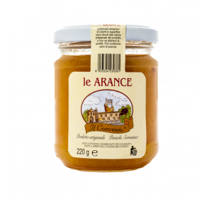 Orange jam of the Sorrento...