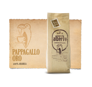 Goldpapagei – 100% Arabica