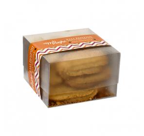 Maize biscuits in  elegant box