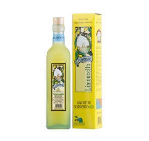 Zitronenlikör - Limoncello...