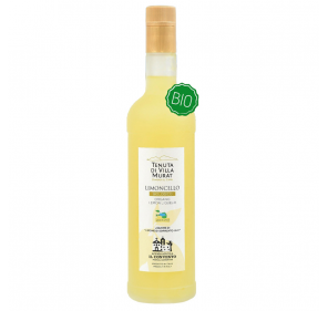 Biological Limoncello made...