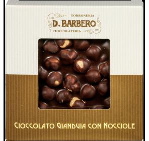Cioccolato gianduja con...