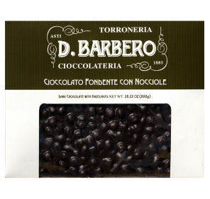Dark chocolate tablet with...