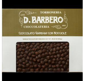 Giandujaschokolade mit...