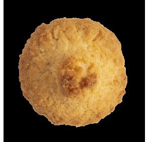 Vegan biscuits with coconut
