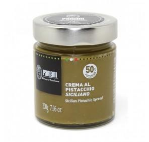 Crema al pistacchio siciliano