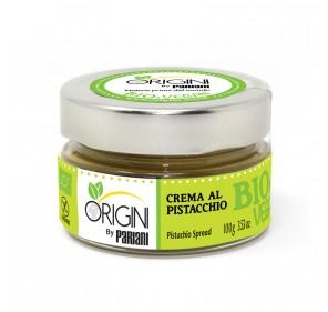 BIO and Vegan pistachio cream