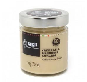 Crème aux amandes siciliennes