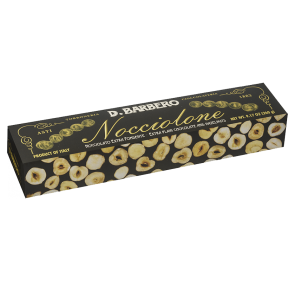 Nocciolone - dark chocolate
